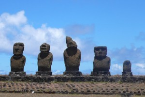 I also visited Easter Island on my 2008/2009 trip