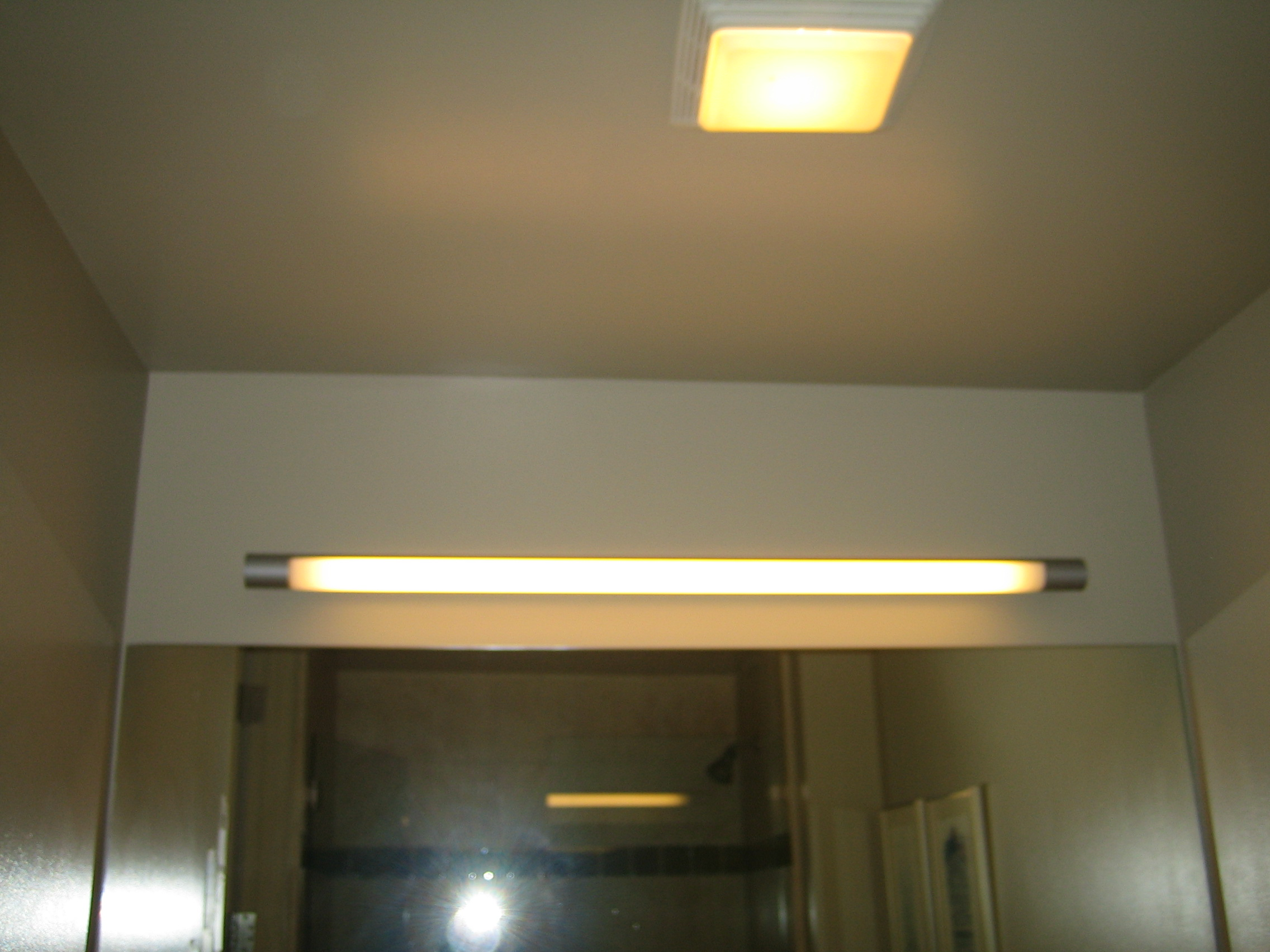 Bathroom Mirrors And Light Fixtures With Model Styles In India